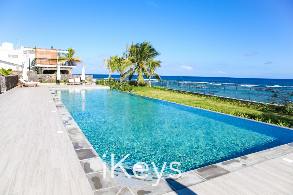 Waterfront Apartment For Rent In Tamarin Mauritius Luxury Real