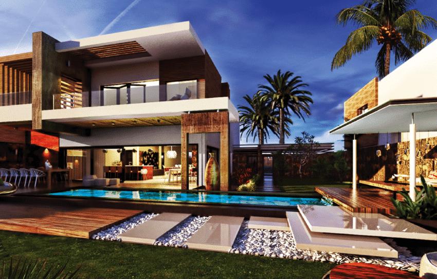 Villas Intemporelles – Villa B 2