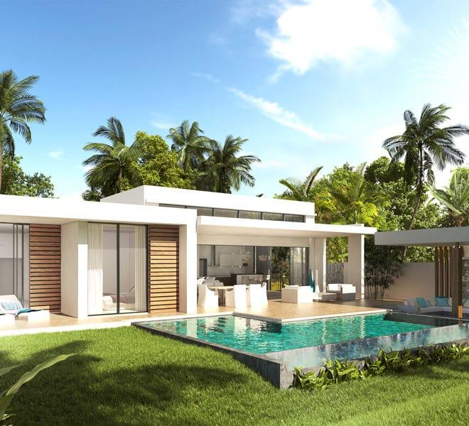 Villa de Luxe Azuri Golf Villas