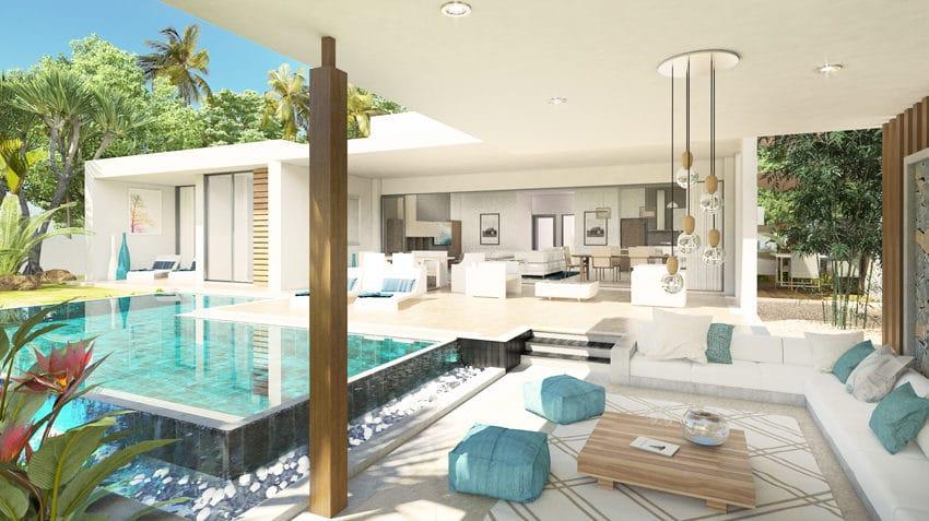 Golf-View-Villa---Kiosk---3D