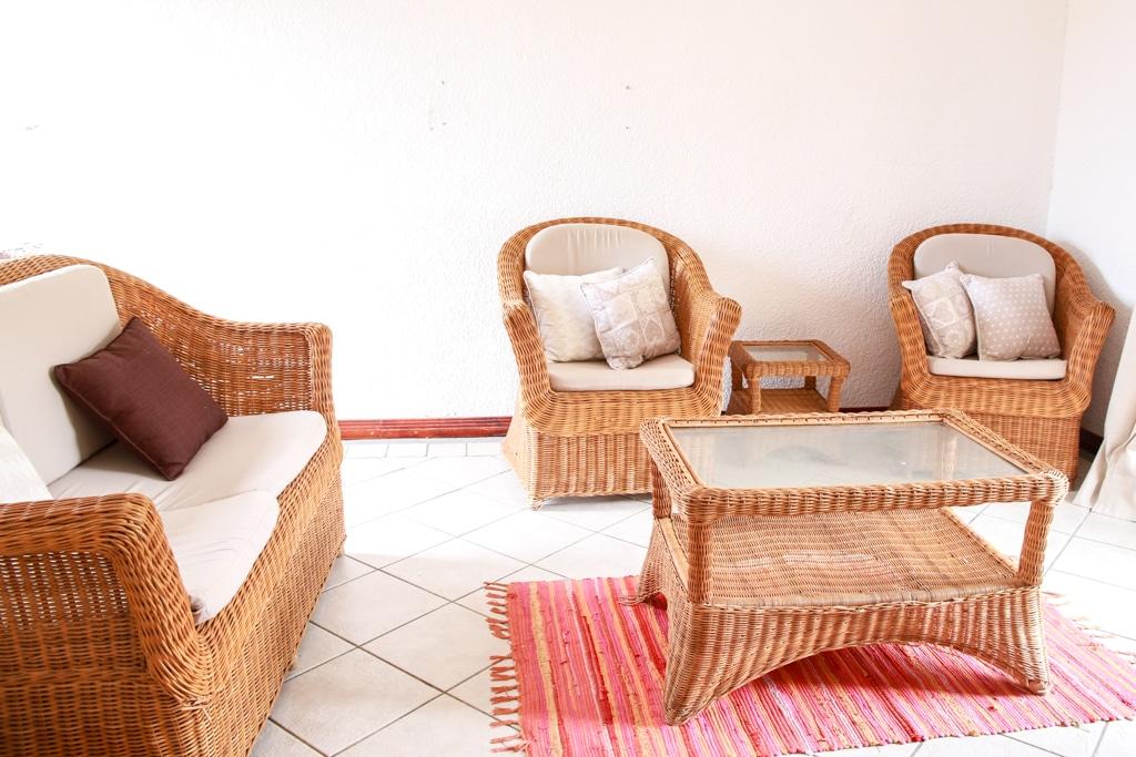 Appartement 2 chambres meubl e rivi re noire for Chambre d hote ile maurice