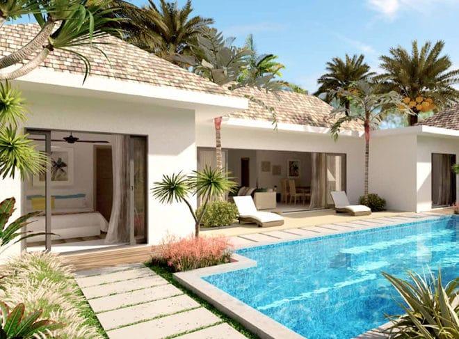 Villa Luxe avec Piscine Tamarin Ile Maurice