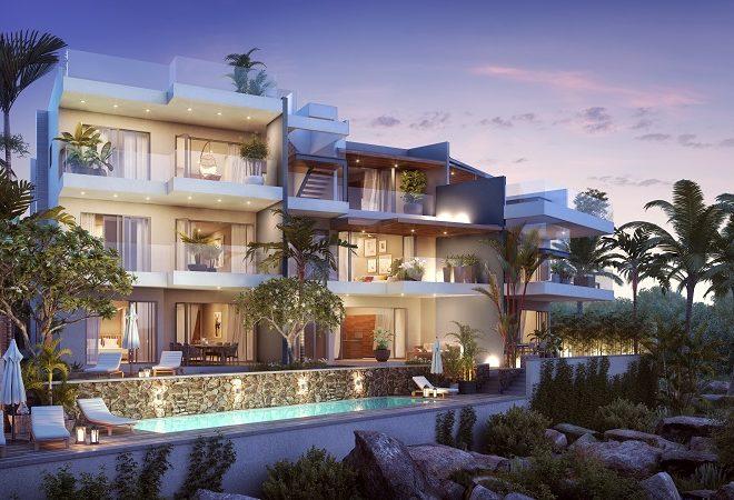 Ocean's Garden 2 Luxurious Apartment in Flic en Flac 1