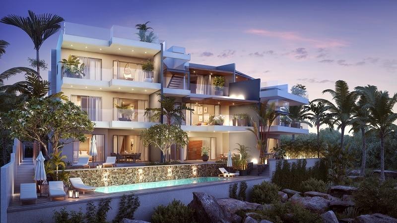 Ocean's Garden 2 Luxurious Apartment in Flic en Flac 3