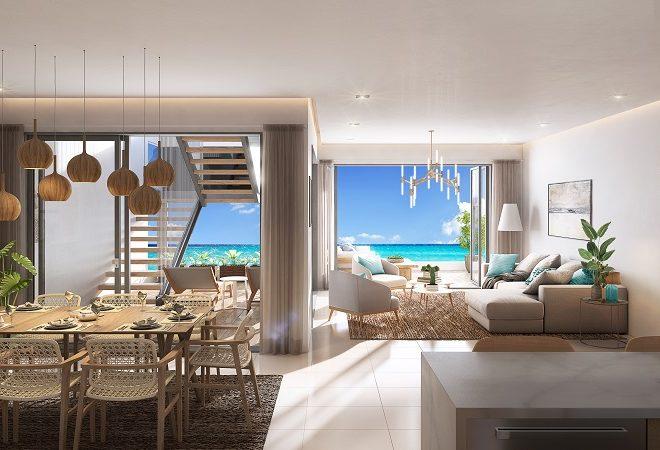 Ocean's Garden 2 - Appartement de luxe avec piscine à Flic en Flac 1