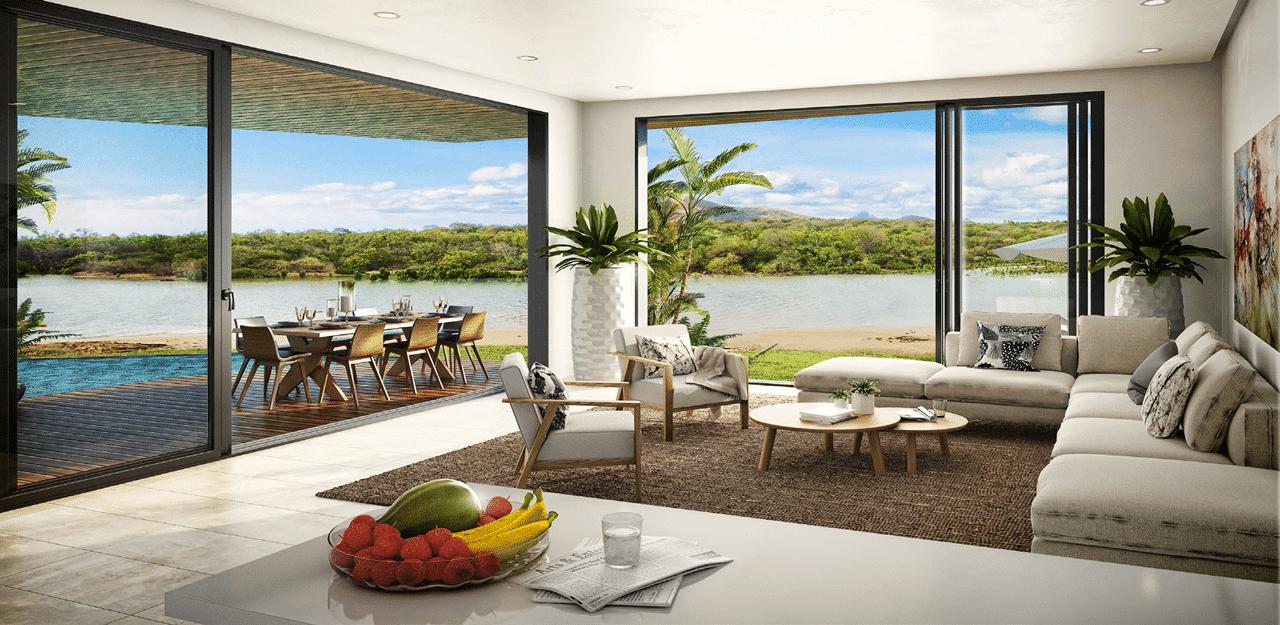 Appartements et penthouse luxe zilo ile maurice