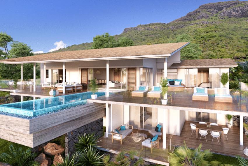 osiris villas domaine residentiel