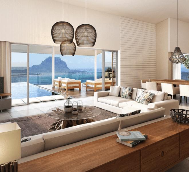villa luxe osiris ile maurice