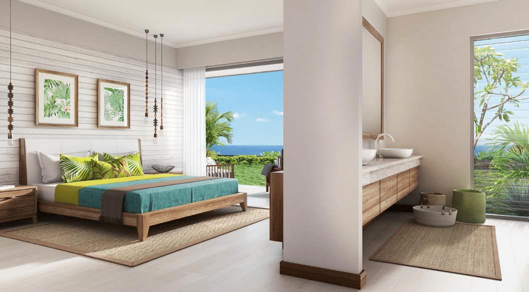 Appartement penthouse luxe balaclava ile maurice