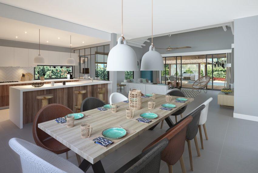 villa luxe grand gaube ile maurice