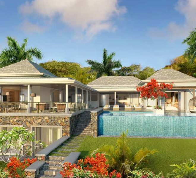 immobilier de luxe baie du cap ile maurice