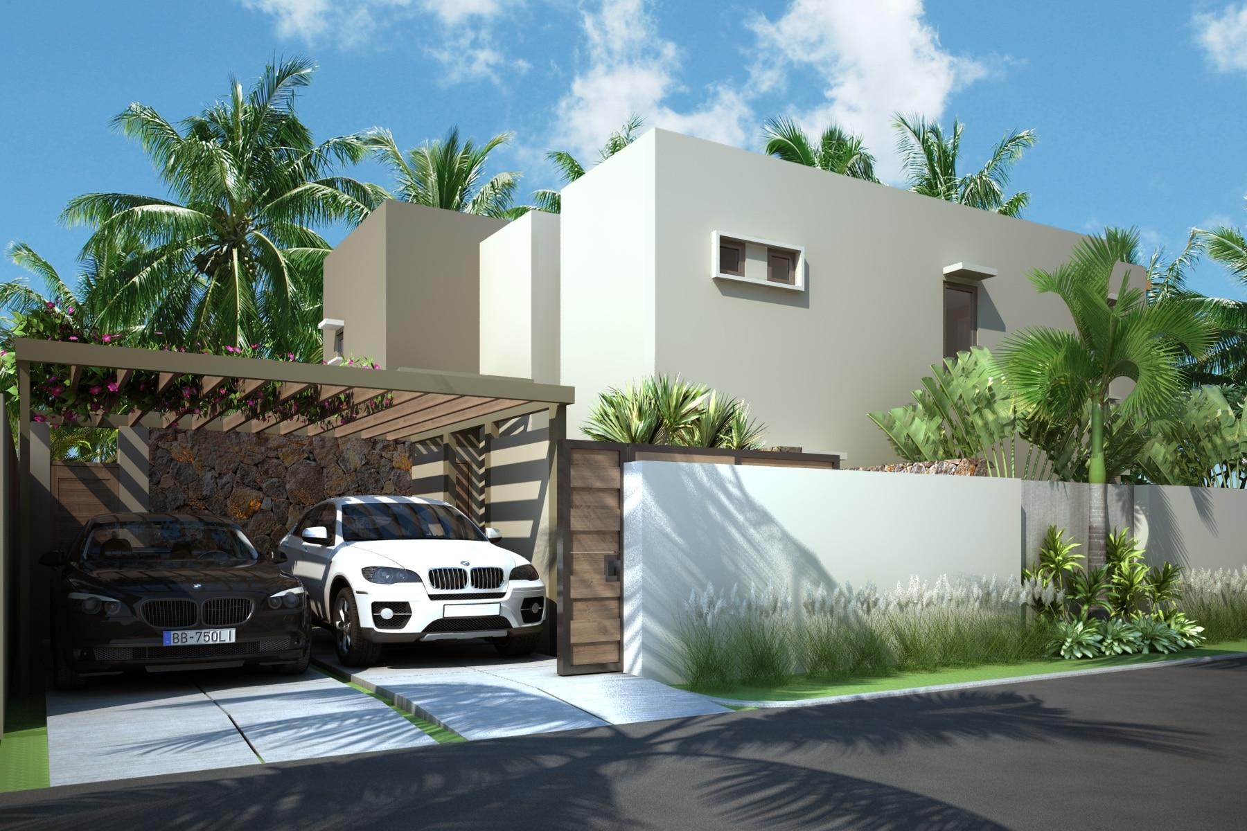 Achat duplex luxe en pleine propri t le ravinale for Achat maison luxe