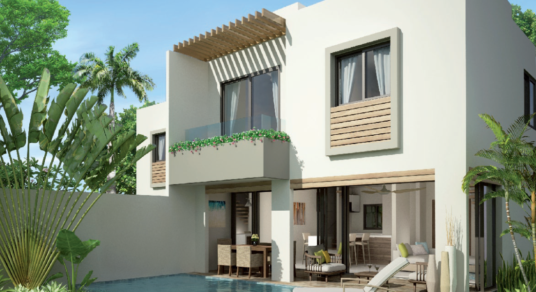 villa luxe le ravinale ile maurice