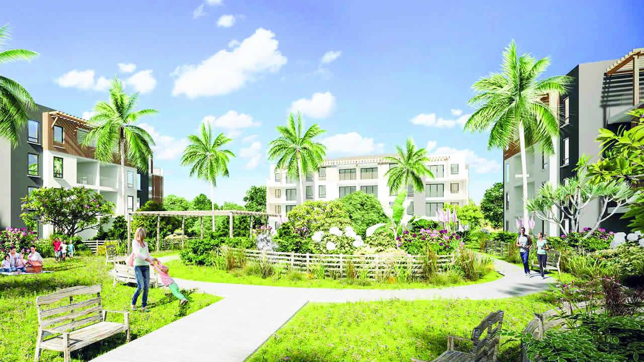 Apavou immobilier rige une smart city la joliette - Location appartement port louis ile maurice ...