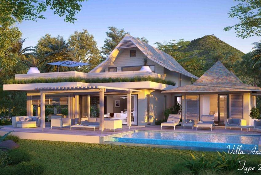Domaine Dyhana Villa Ananta Ile Maurice