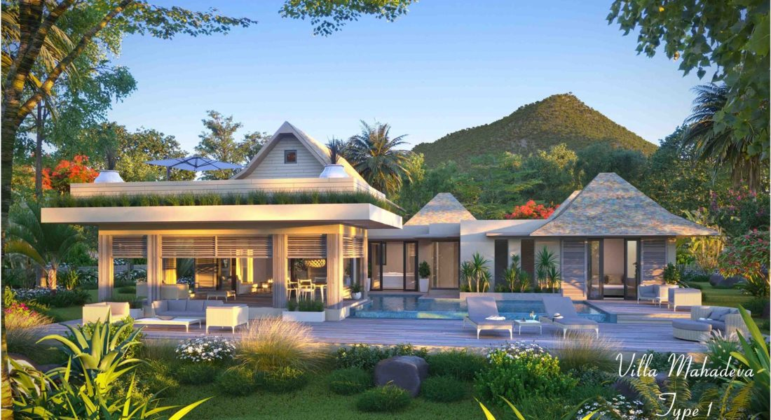 Domaine Dyhana Villa Mahadeva Ile Maurice