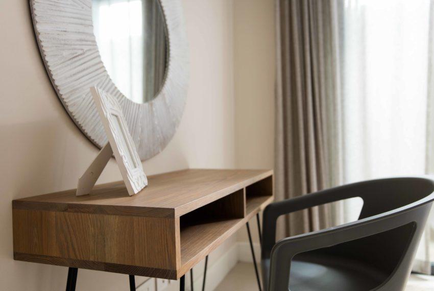 Turnkey apartment Bedroom 1 a - (c) La Balise Marina