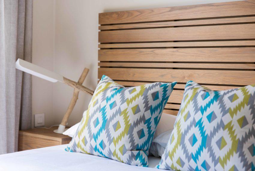 Turnkey apartment Bedroom 1 b - (c) La Balise Marina