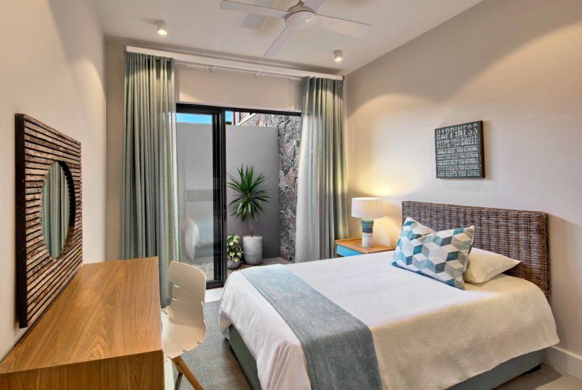 Turnkey apartment Bedroom 2 - (c) La Balise Marina