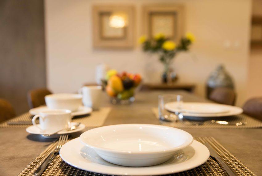Turnkey apartment Dining room 1 - (c) La Balise Marina