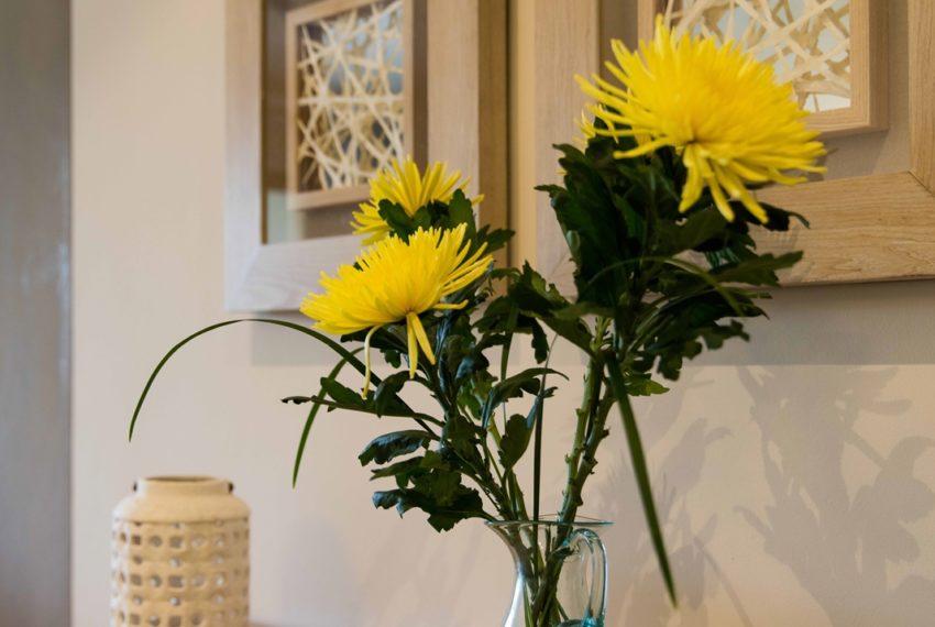 Turnkey apartment Dining room 2 - (c) La Balise Marina