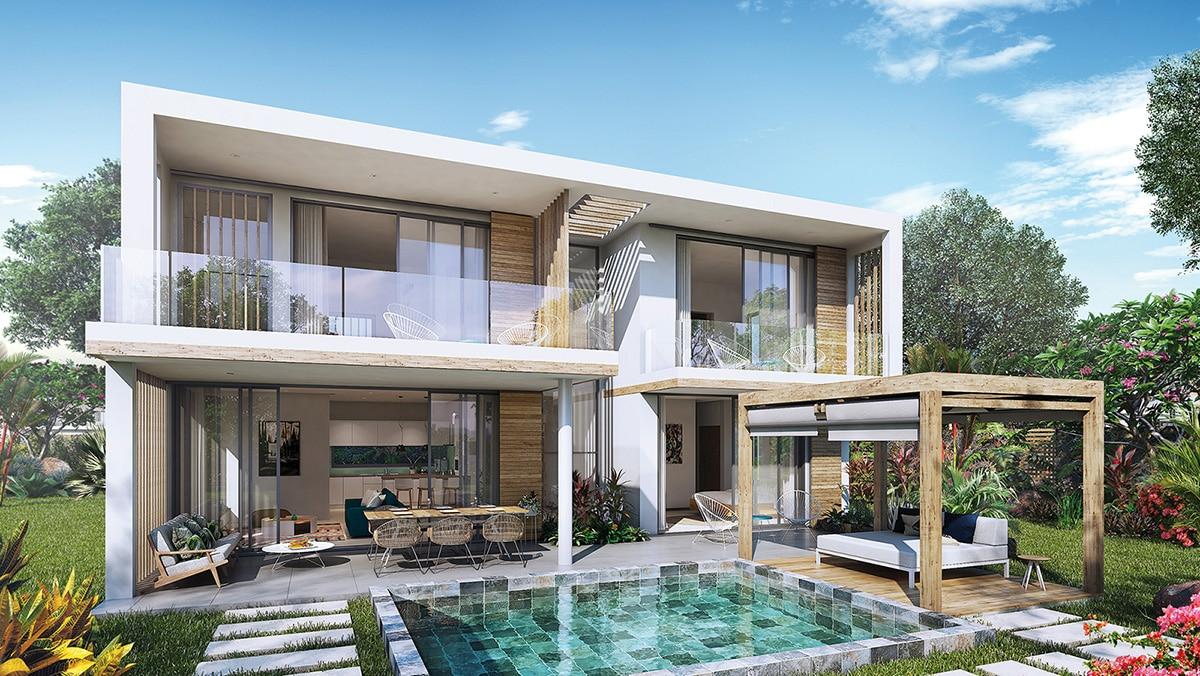 Akasha villa hameau en vente partir de 635000 for Annuler offre achat maison