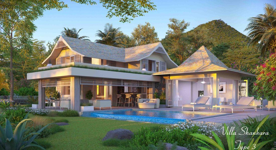 Domaine Dyhana Villa Shankara Ile Maurice