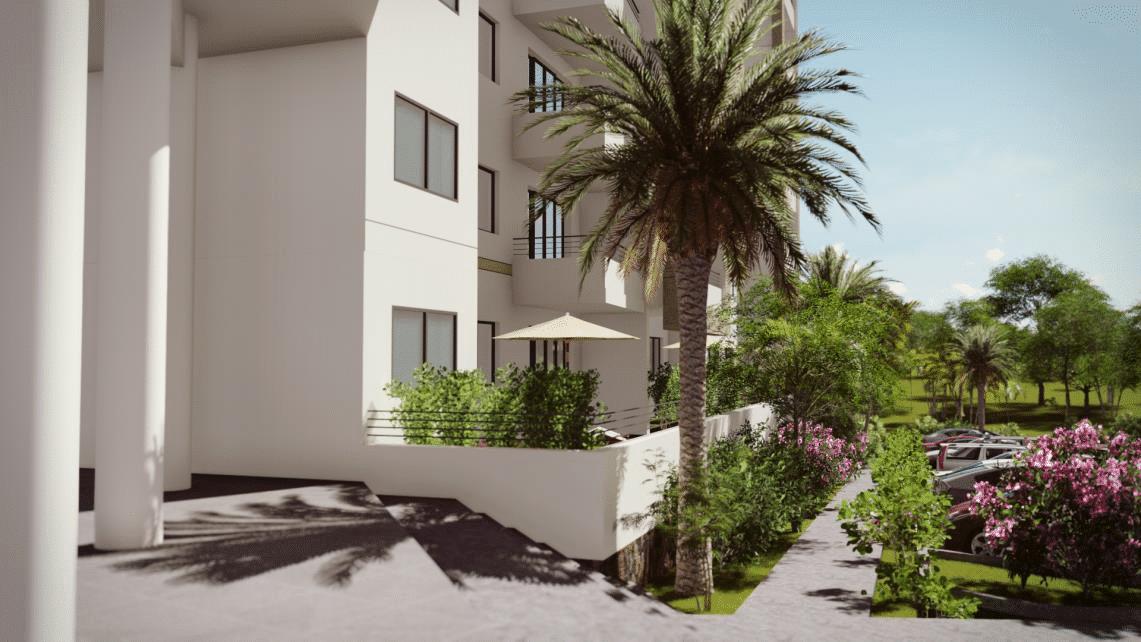 Achat appartement de luxe de 86 m plaisance city ile for Achat appartement avec jardin