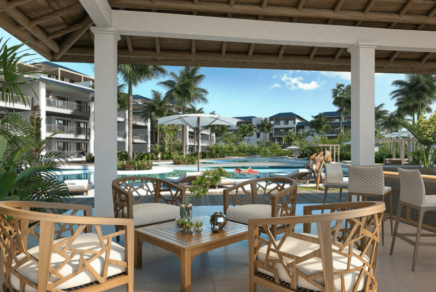 Ki Resort Apartement Pereybere Grand Baie Ile Maurice