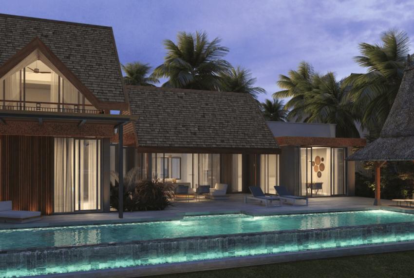 Villa Prestige Pointe d'Esny Le Village Ile Maurice