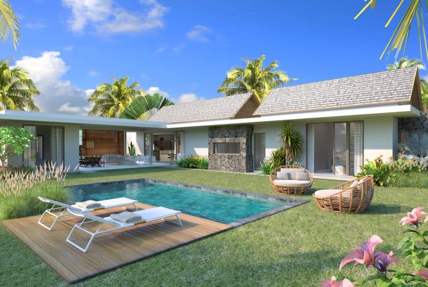 Villa luxe Tamarin Ile Maurice Domaine Latania
