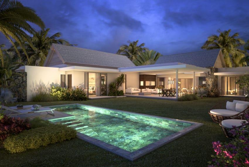 Villa luxe Tamarin Ile Maurice Domaine Latania - Immobilier ile maurice