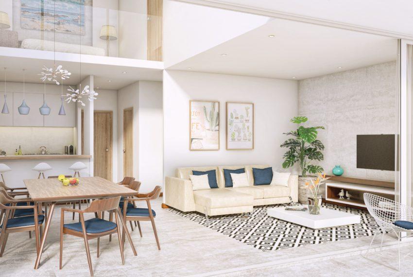 Appartement de Luxe Ebène 678 à l'île Maurice