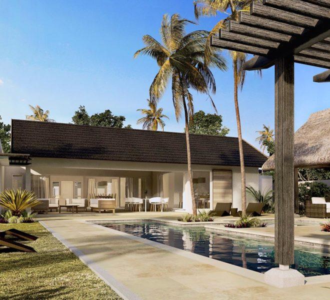 Cap Marina : Villa du Parc 1