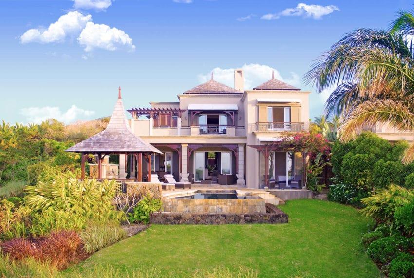 villa valriche somptueuse luxueuse villa bel ombre ile maurice