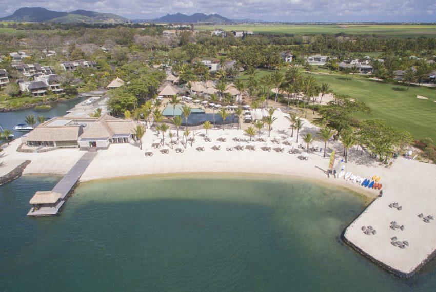 Anahita Golf _ Spa Resort - Aerial View-min
