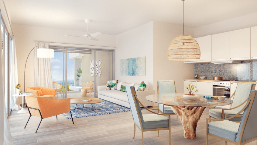 Interior apartment jardin athena