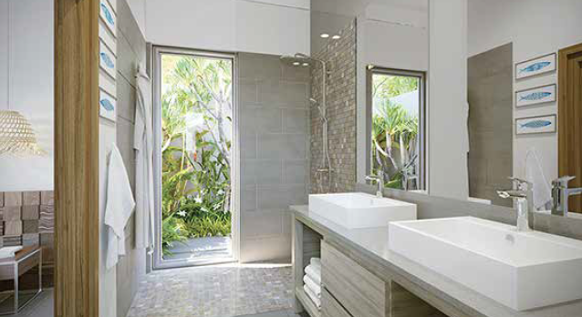 master bathroom domain de mahe