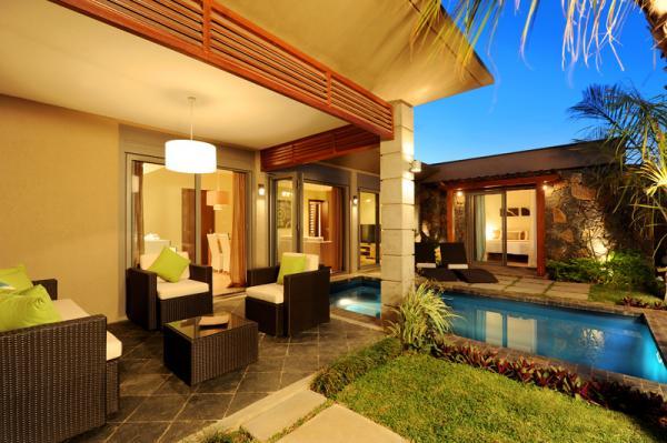 immobilier ile maurice avec piscine et veranda