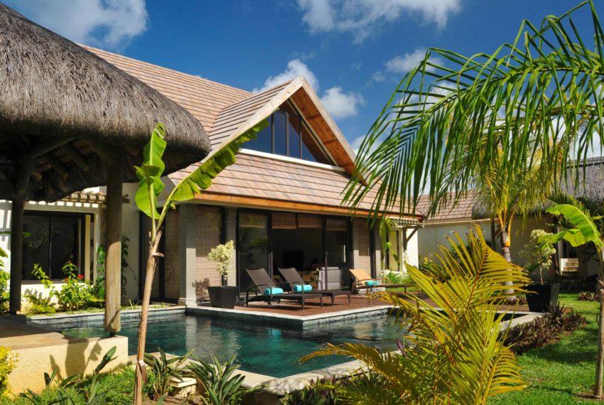 Villa avec piscine à lî'le Maurice