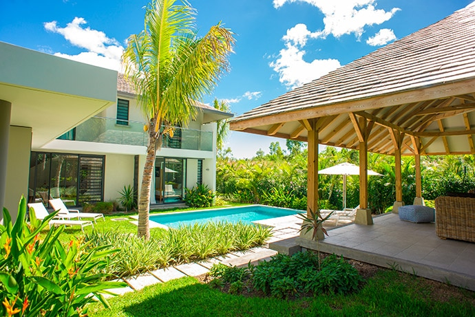 Immobilier avec piscine