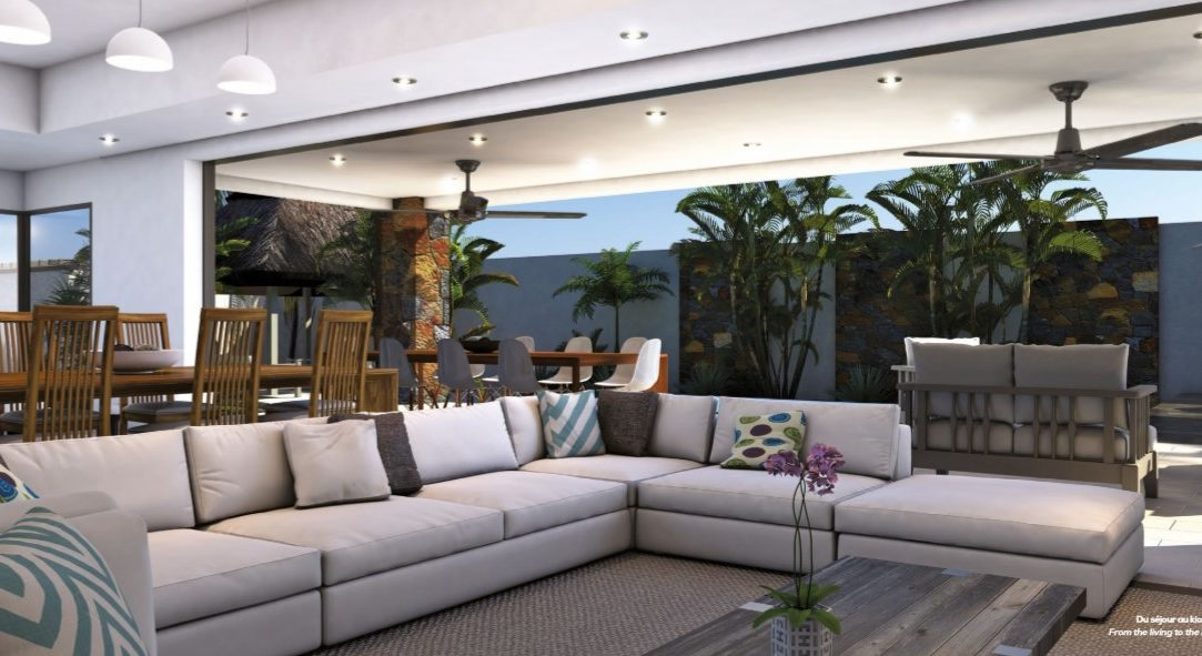 Villas de Luxe Pleine Campagne Grand Baie Ile Maurice