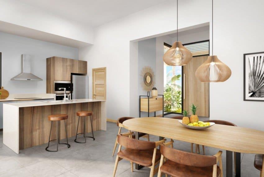 Amara Villa - Kitchen
