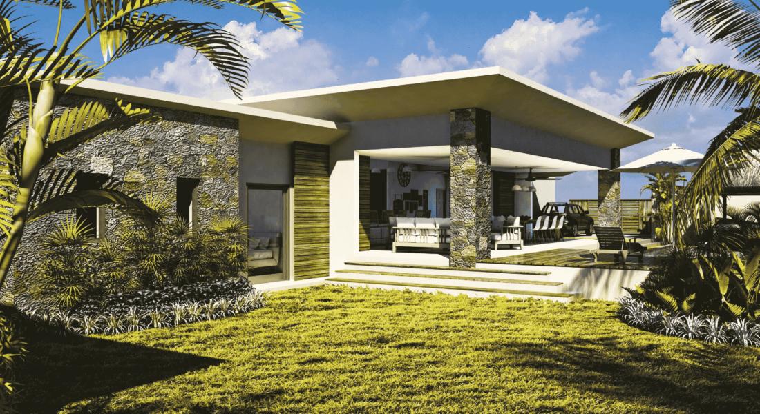 villas luxe pleine campagne immobilier ile maurice