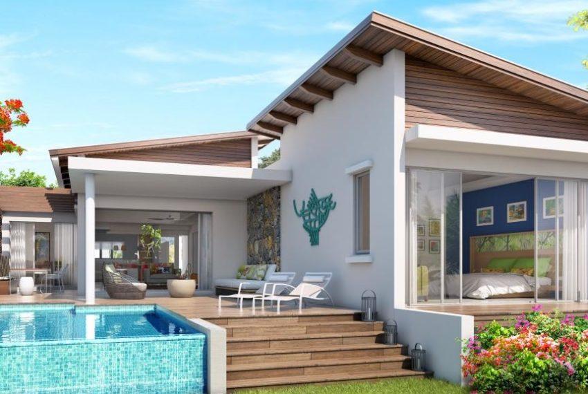 Anbalaba villa terrasse