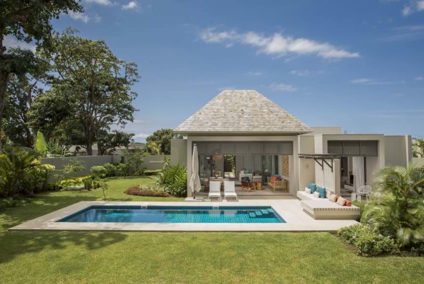 Villa du Domaine Mont Calme à louer à Tamarin 2