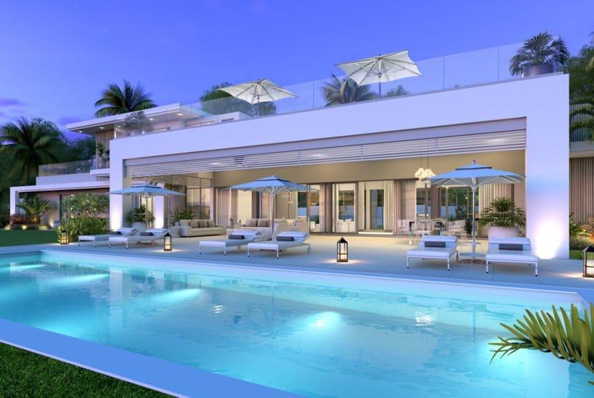 Achat Villa Anahita Model Horizon Ile Maurice