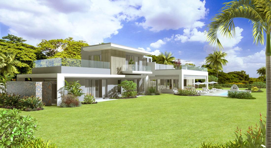 Les propriétés de luxe du domaine Anahita Mauritius 2