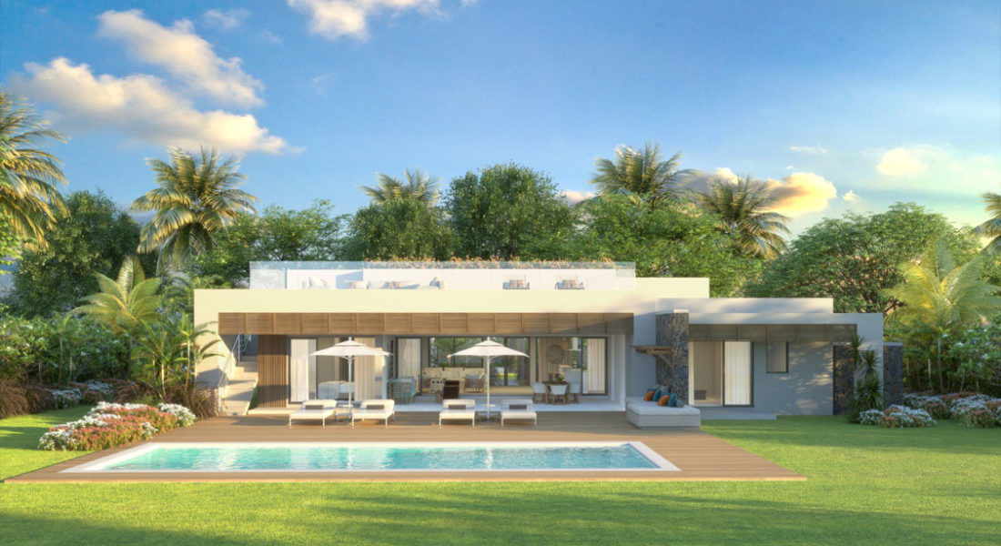 Les propriétés de luxe du domaine Anahita Mauritius 1