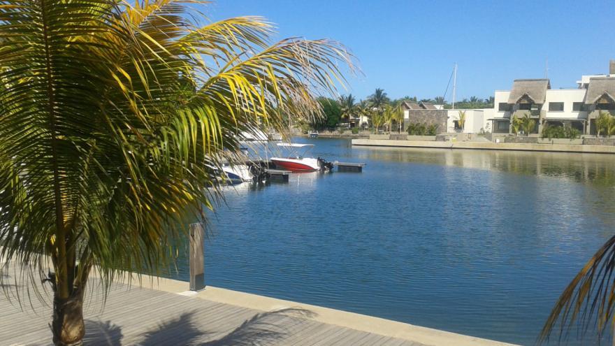 Location Duplex Balise Marina Ile Maurice